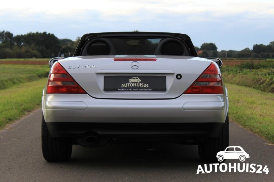 Mercedes SLK 200 Automaat ORG NL-AUTO Leder 73.000km NAP