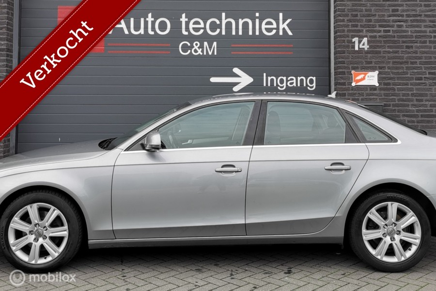 Audi A4 1.8 TFSI Pro Line Business/Airco/Cruise/LM/Nieuw