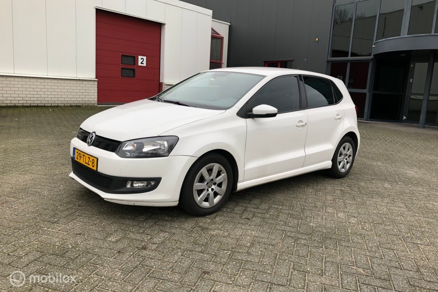Volkswagen Polo 1.2 TDI BlueMotion Comfort Cruise Airco Navi