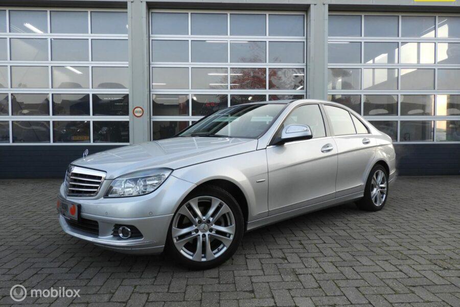 Mercedes-Benz C-klasse - 220 CDI BlueEFFICIENCY vol lederen interieur?>