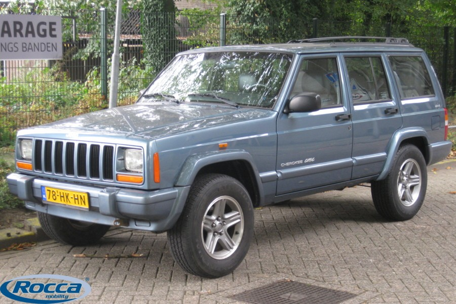 Jeep Cherokee 4.0i 60th Anniversary