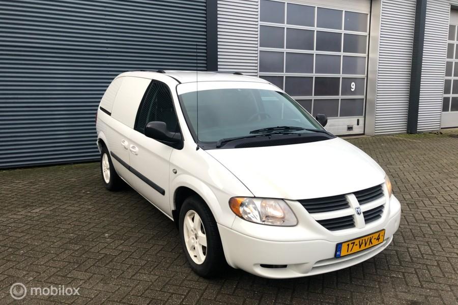 Dodge  Caravan 3.3 V6 Van Grijs kent Airco  Lpg Automaat