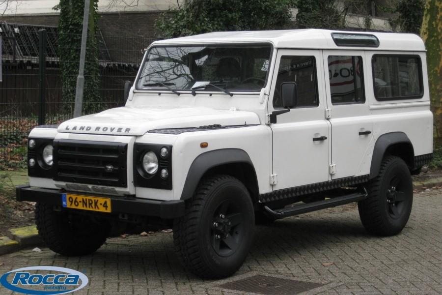 Land Rover Defender 2.4 TD 110