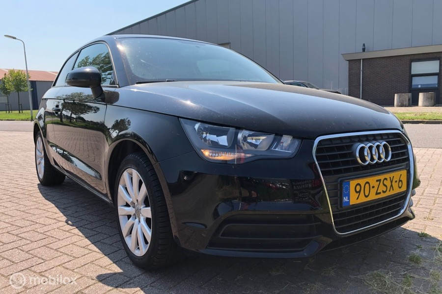 Audi A1 1.2 TFSI Attraction Pro Line Business Navi Cruise Airco