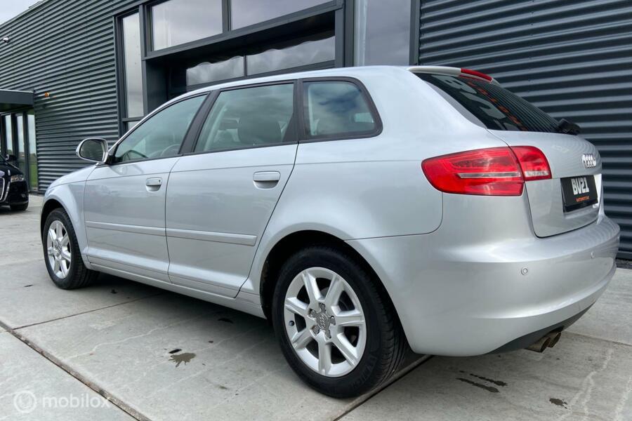 Audi A3 Sportback 1.4TFSI 125pk