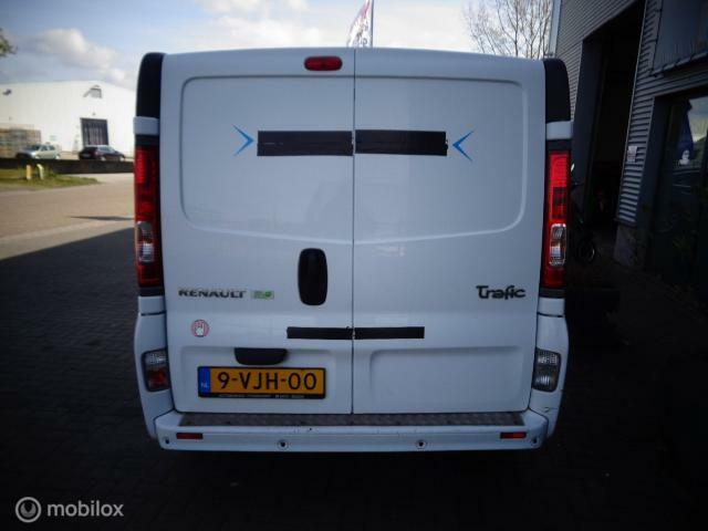 Renault Trafic bestel 2.0 dCi T27 L1H1