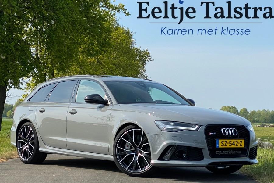 Audi RS6 Avant 4.0 TFSI 605 pk quattro performance NL-auto