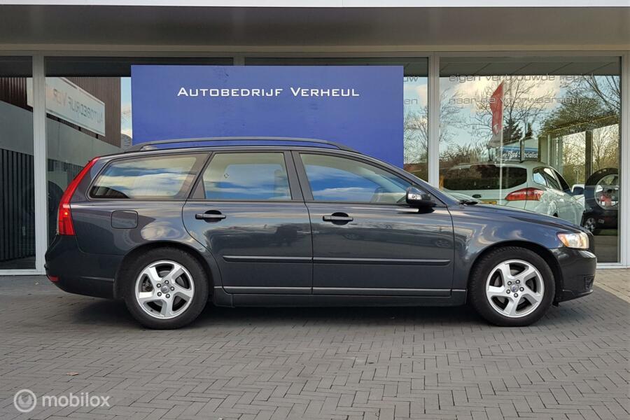 Volvo V50 1.6D S/S Advantage Navi Trekhaak Parkeersensor