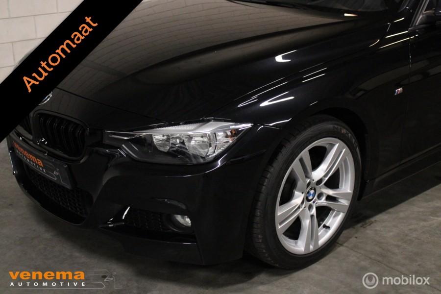 Prachtige BMW 3-serie 320 D Touring  LCI M-Sportpakket