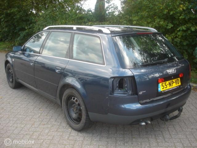 Audi A6 Avant 2.5 TDI V6 Nokkenas defect