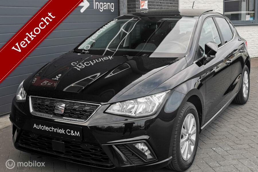 Seat Ibiza 1.0 TSI Style/116PK/Navi/Camera/ACC/Cruise/PANO/