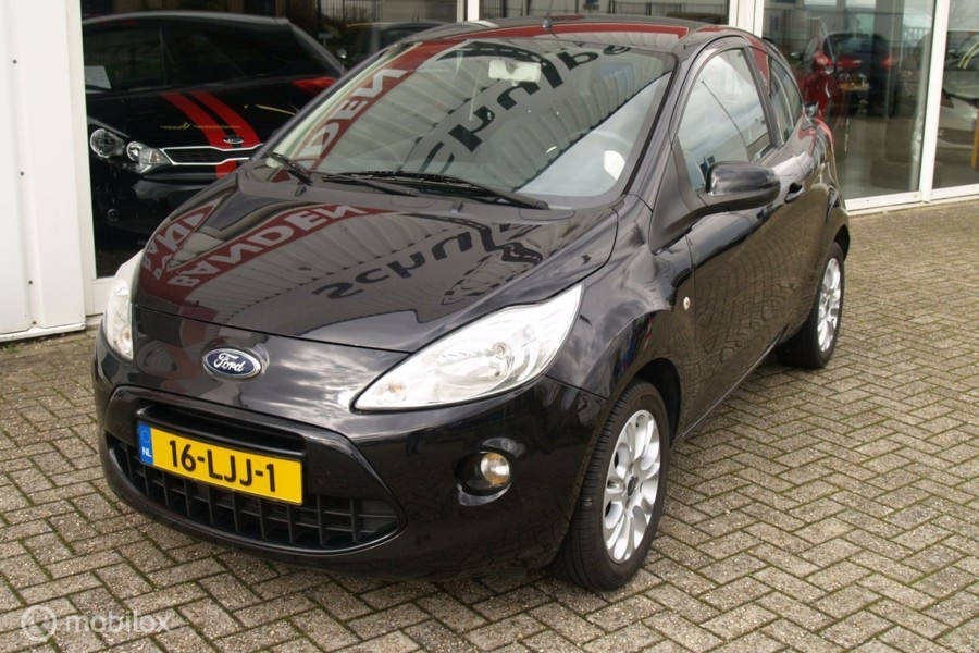 Ford Ka 1.2 Couture First Edition