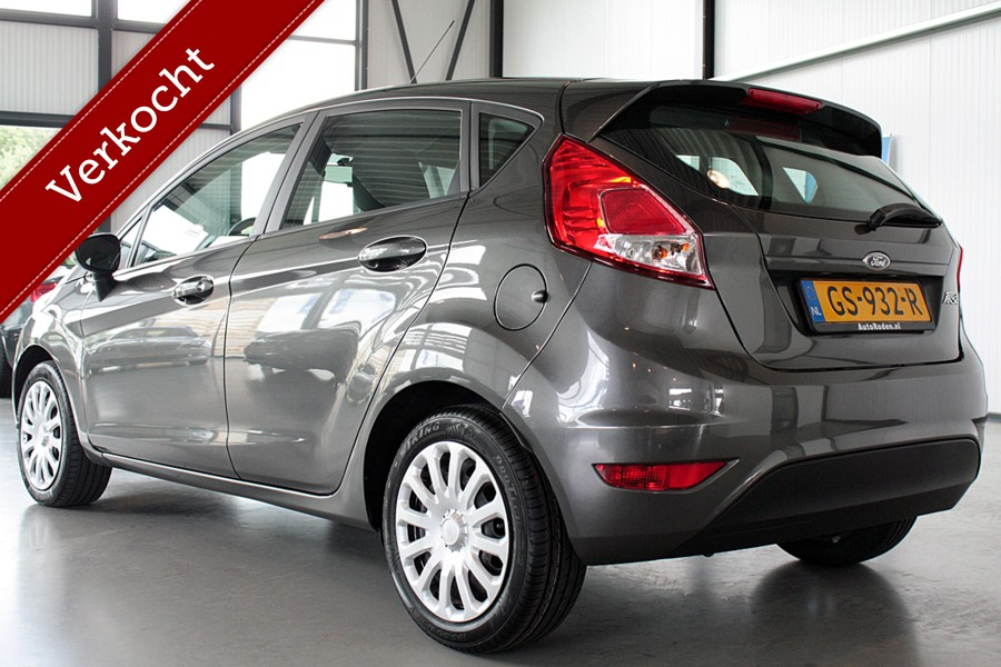 Ford Fiesta 1.0 Style 5drs Navi/AirCo/Cruise/Bleutooth