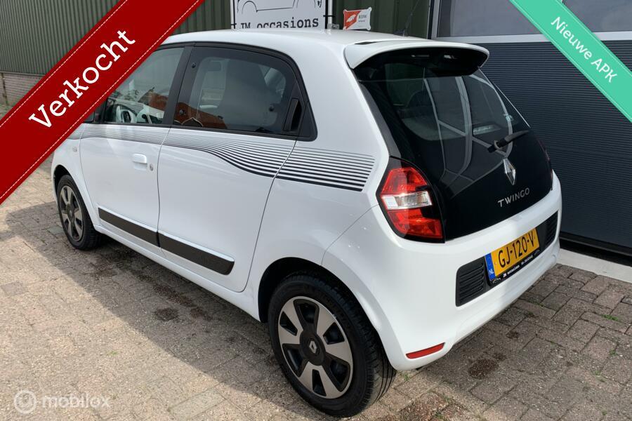Renault Twingo 1.0 SCe Dynamique Airco, cruise, NAP, Nwe APK