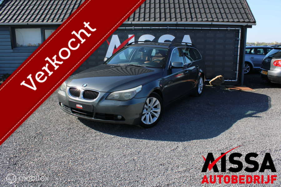 BMW 5-serie Touring 525d Business Executive Clima/Automaat