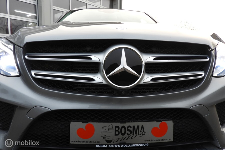 Mercedes GLE-klasse 350 d 4MATIC AMG Sport Edition