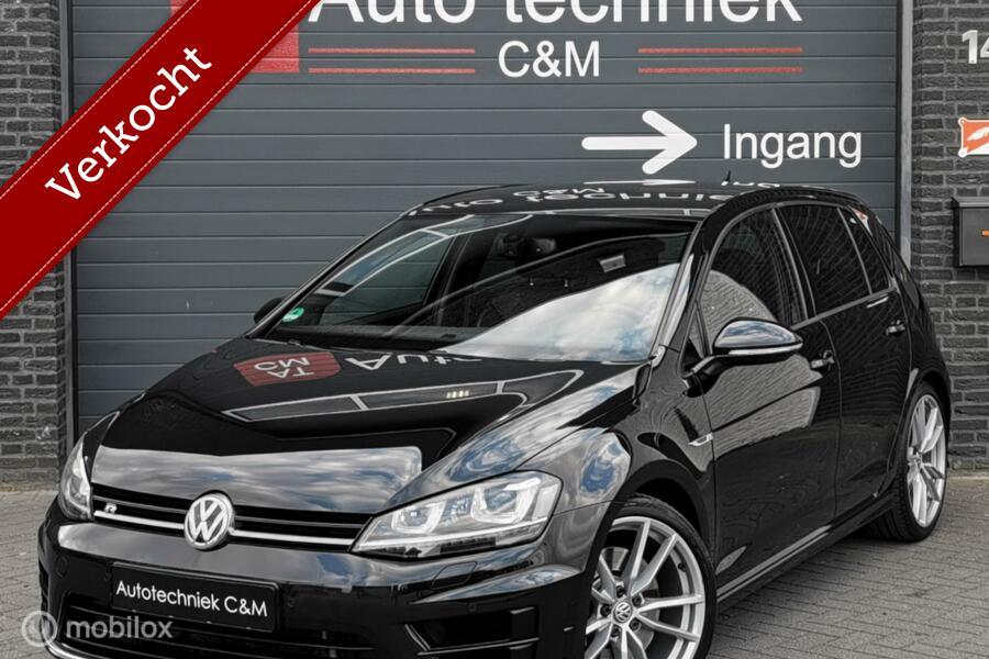 Volkswagen Golf 2.0 TSI R 4Motion/301PK/Led/Cruise/Navi/DSG/