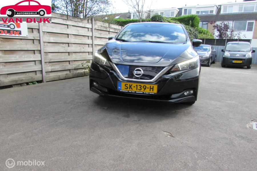 Nissan LEAF N-Connecta 40 kWh 360-camera GEEN BTW !!!