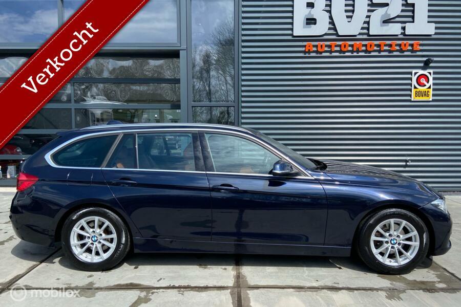 BMW Touring 320d 163pk EDE Centennial High Exe LED, Leer,etc