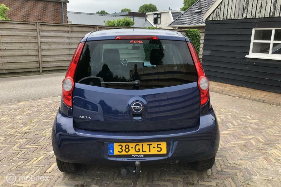 Opel Agila 1.0 Enjoy + Style pakket, Airco, LMV, Trekhaak