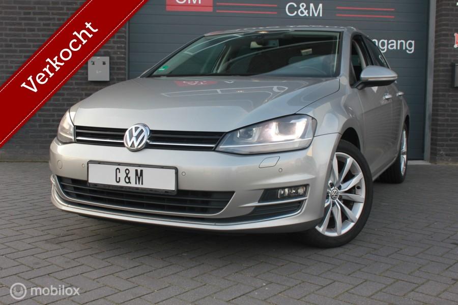 Volkswagen Golf 2.0 TDI Highline/Xenon/Navi/PDC/LED/1e eige