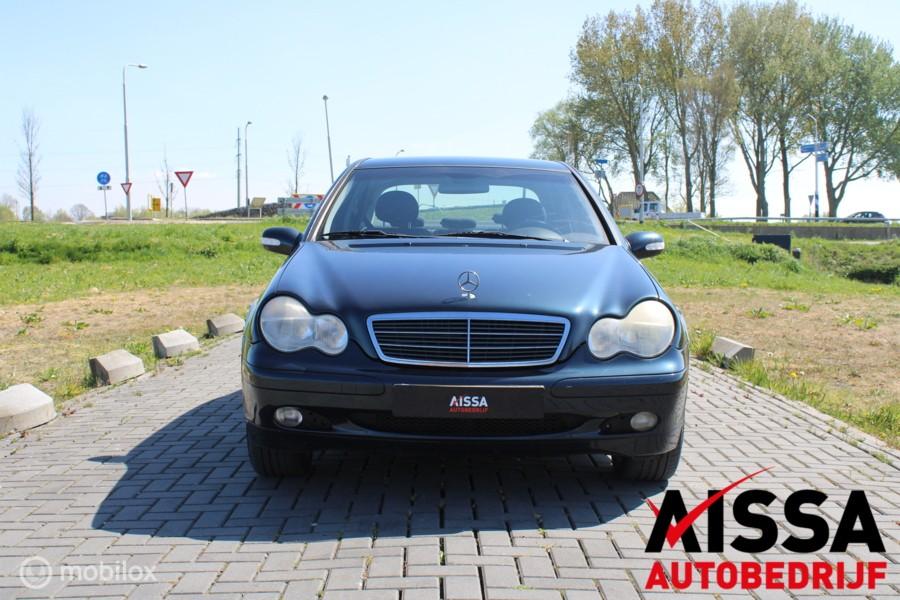 Mercedes C-klasse 200 CDI Elegance APK tot 22-08-2020