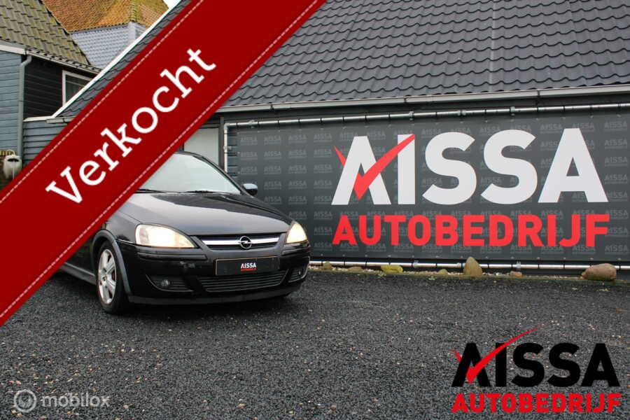 Opel Corsa 1.2-16V Maxx Inruilkoopje APK tot 09-2020