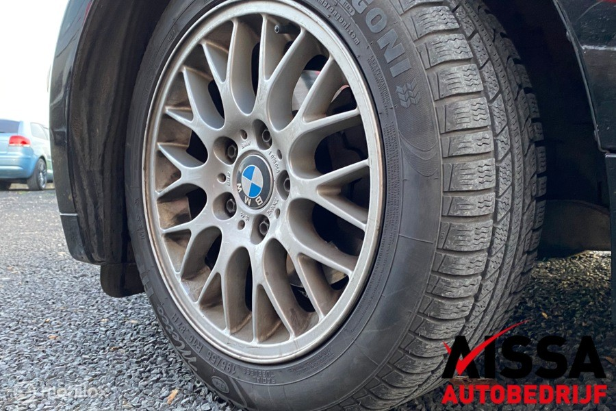 BMW 1-serie 118d Executive Airco/Aux/stuurwiel bediening