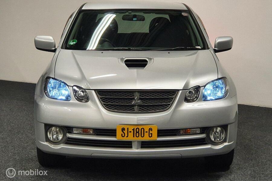 Mitsubishi Airtrek turbo S AWD 4G63T Youngtimer JDM Evolution