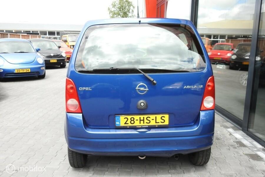 Opel Agila - 1.2-16V Comfort