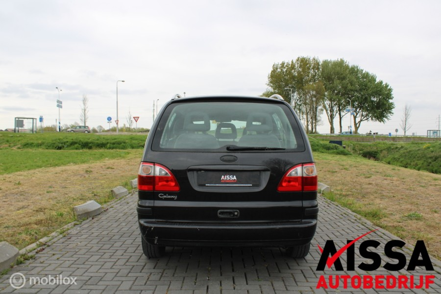 Ford Galaxy 2.0-8V Ambiente APK 05-02-2021 7Prs/Airco/Cruise