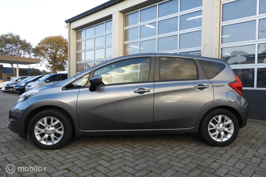 Nissan Note 1.2 Connect Edition Full optie's