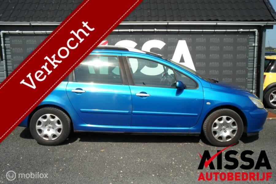 Peugeot 307 SW 1.6 16V Pack APK TOT 12-2020