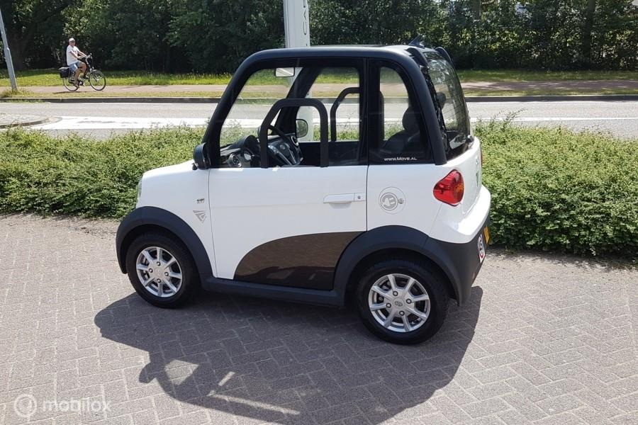 Move Brommobiel Citycar 45 VOL. ELECTRISCH /NIEUW in voorraad/ AIRCO optioneel/ LM VELGEN/ Div.kleuren