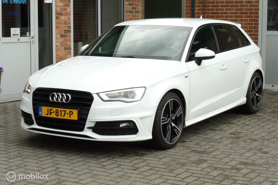 Audi A3 Sportback 1.4 TFSI CoD Sport, 2 X S-LINE, AUTOMAAT, 18 INCH LMV, XENON