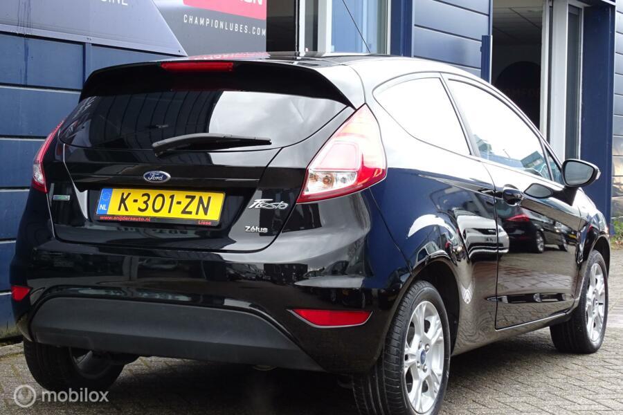 Ford Fiesta 1.0 EcoBoost Titanium sport navi LED