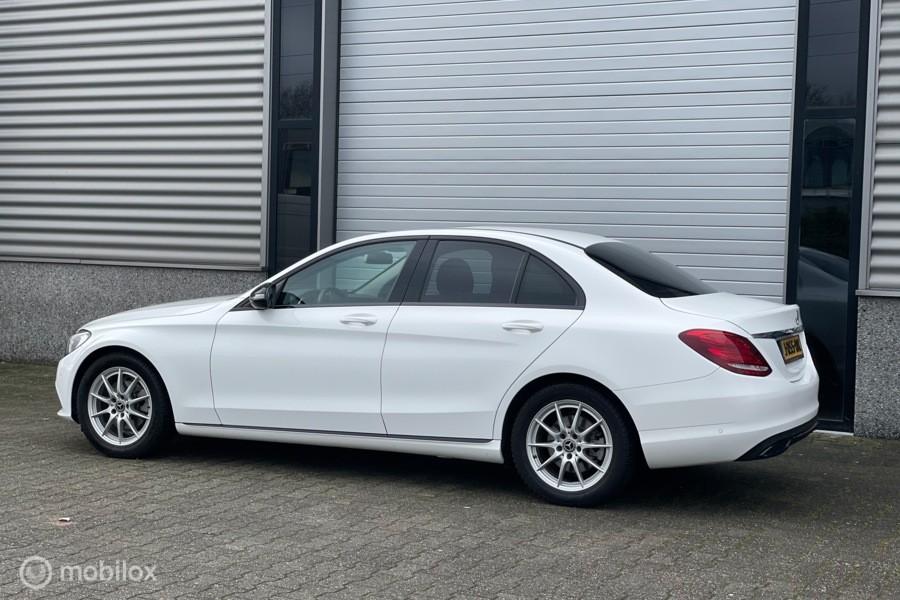 Mercedes-Benz C-klasse 180 Premium Plus AUT 9G-Tronic Schuifdak