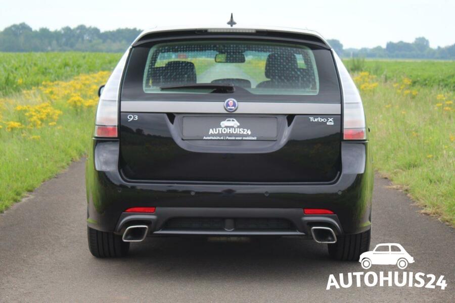 Saab 9-3 TurboX Sport Estate 2.8T V6 XWD #Verkocht!