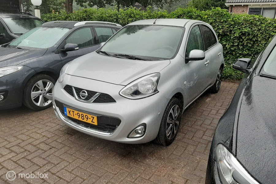 Nissan Micra 1.2 Connect Edition N-TEC 3200KM!!!