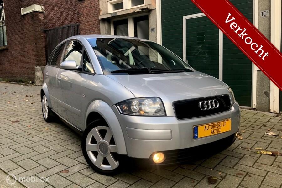 Audi A2 1.4| Sportvelgen|Met APK