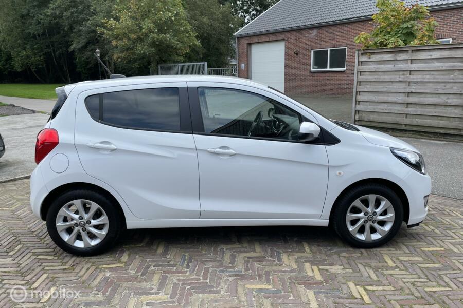 Opel KARL 1.0i 75pk ecoFLEX Innovation+ | LED | Aut. Airco | Cruise | Stoelverw. | 1/2 Leder