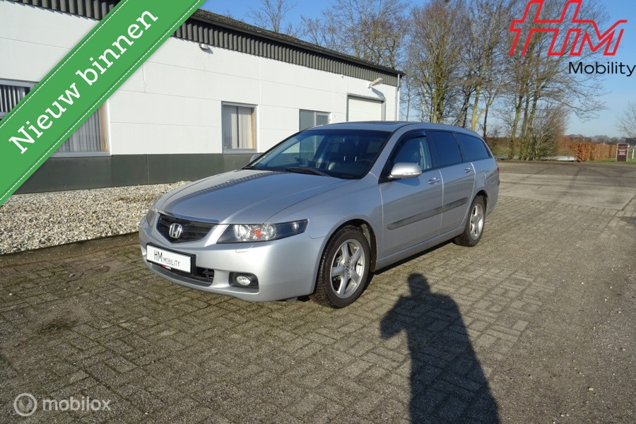 Honda Accord Tourer 2.4i Executive