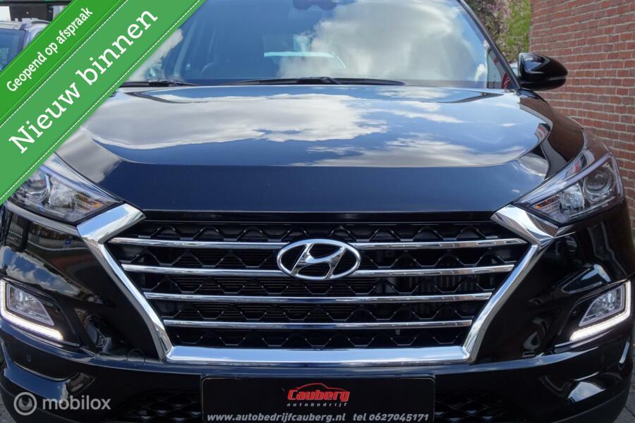 Hyundai Tucson 1.6 T-GDI Premium Leer / Navi / Lane assist / Incl Btw !!!