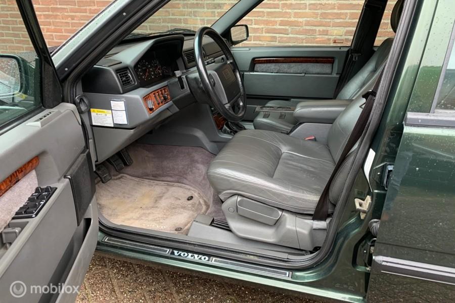 Volvo 940 2.3 HPT 165pk - LPG G3 - leder - goed ond.