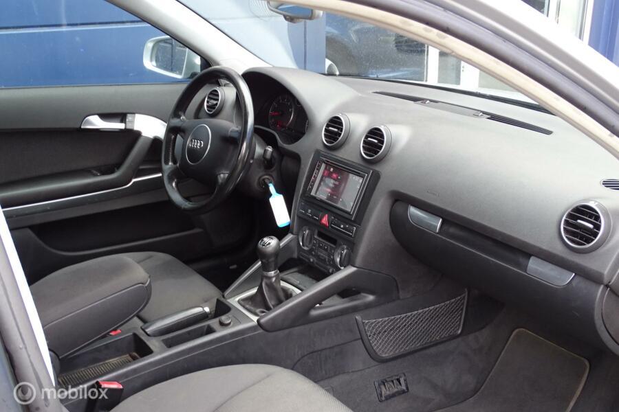 Audi A3  2.0 FSI Ambition Pro Line