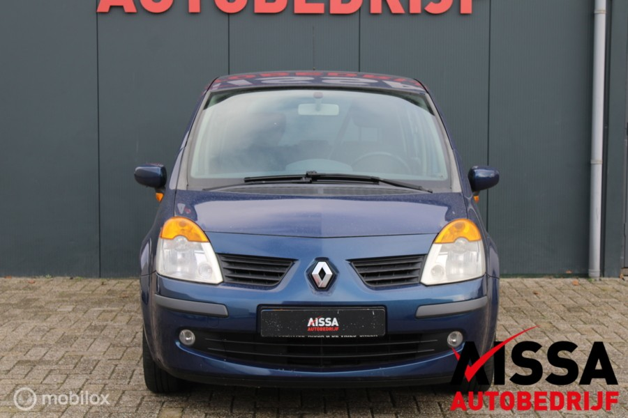 Renault Modus 1.2-16V Authentique Basis Airco/Aux/Usb/Cruise