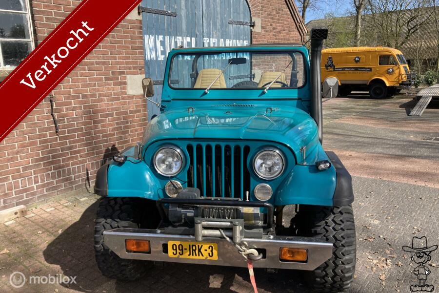 Jeep 4x4 CJ 2.4 CJ-7 diesel