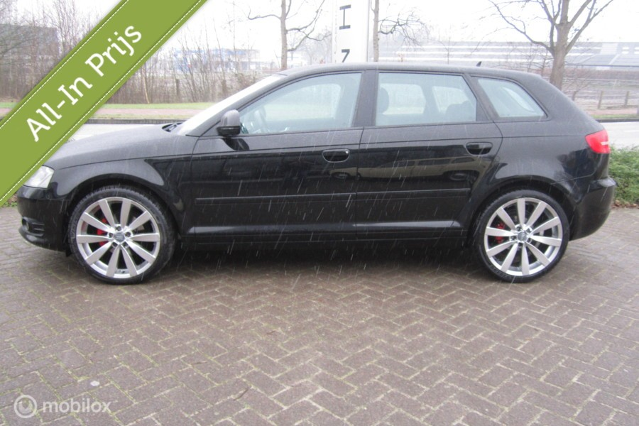 Audi A3 Sportback 2.0 TDI Attraction Business Edition