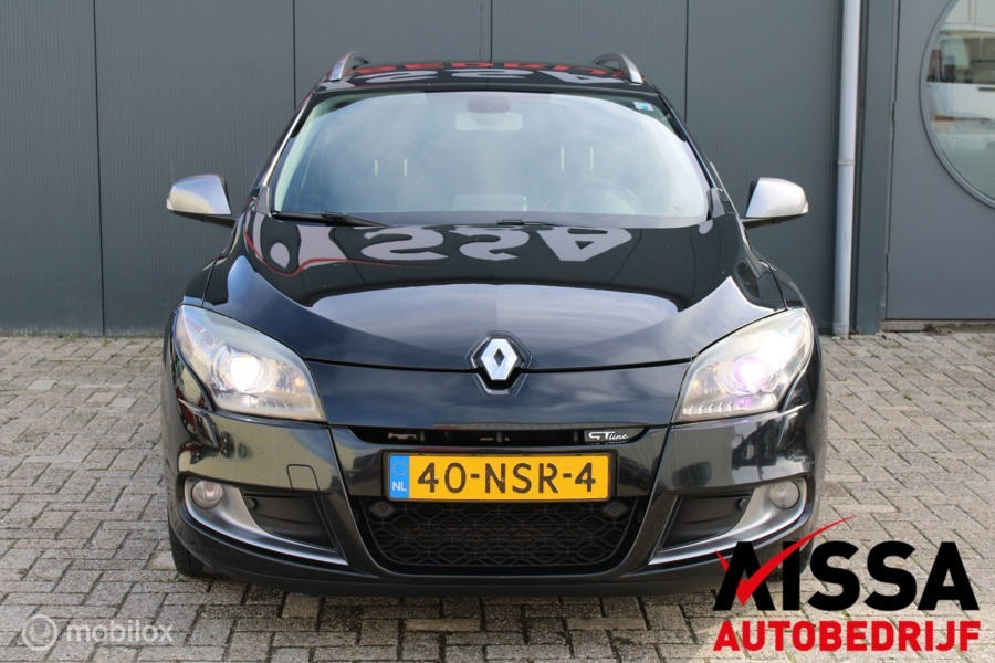 Renault Megane Estate 1.5 dCi GT-Line PDC/Navi/Cruise/Clima