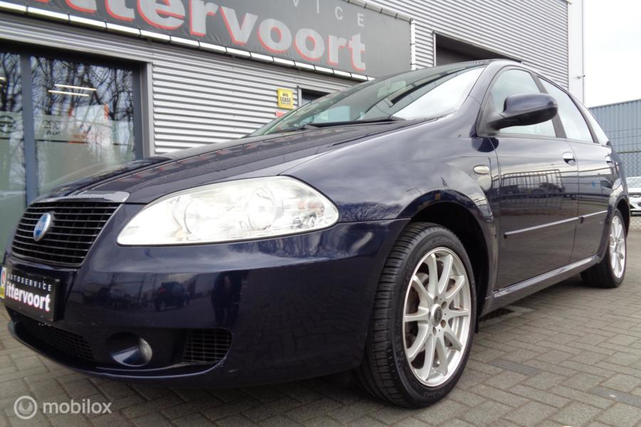 Fiat Croma 1.9 JTD Business Connect Youngtimer